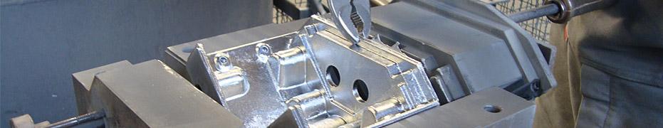 Qualitätsaluminiumguss aus dem Hochsauerland